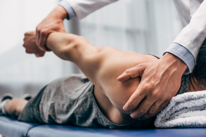 Personal injury chiropractic treatment