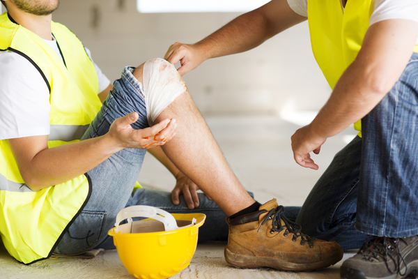 Construction personal injury